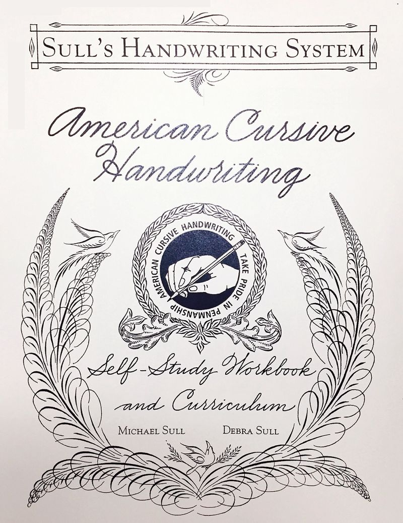 American Cursive Handwriting Mini Review