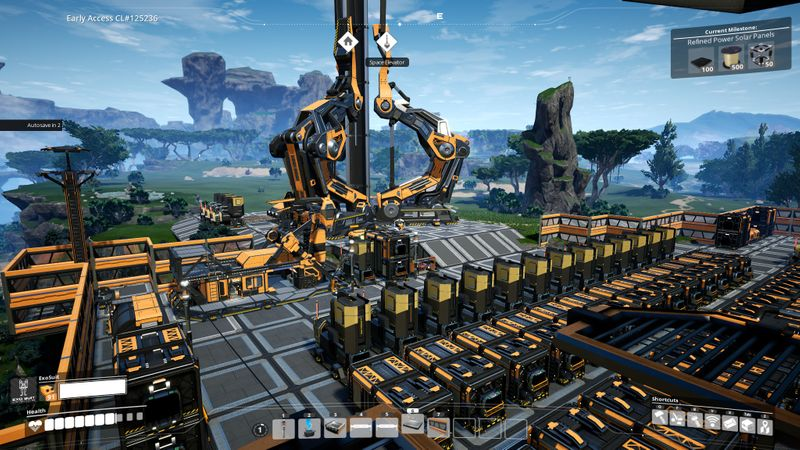 Satisfactory (A Game Review)
